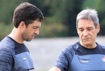 Carpegiani comanda coletivo em primeiro treino no Vitória | Maurícia da Matta | Divulgação | E. C. Vitória
