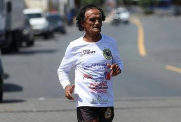 Carlos Moura, o Papa-Léguas, treina diariamente para os desafios de longa distância - Raul Spinassé | Ag. A TARDE