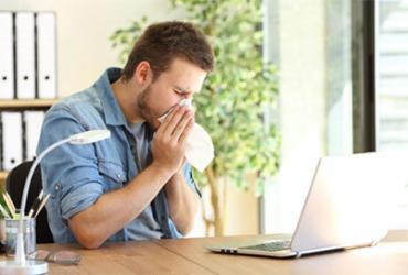 Falta de limpeza no trabalho aumenta incidência de doenças respiratórias | Foto: Reprodução