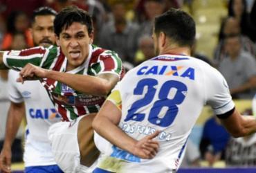 Bahia arranca empate no fim diante do Flu e segue fora do Z-4 | Divulgação | Fluminense