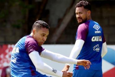 Bahia finaliza preparação para decisão na Copa do Brasil