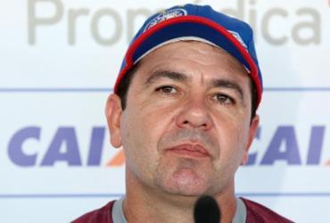 Treinador enaltece postura do Bahia e sinaliza time misto na Sul-Americana | Felipe Oliveira | Divulgação | E. C. Bahia