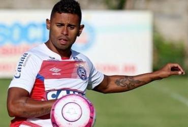 Atacante Kayke deixa o Bahia para acertar com clube carioca | Felipe Oliveira | Divulgação | ECBahia