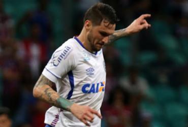 Zagueiro desfalca o Bahia diante do Cruzeiro pelo Brasileirão | Felipe Oliveira | Divulgação | E. C. Bahia