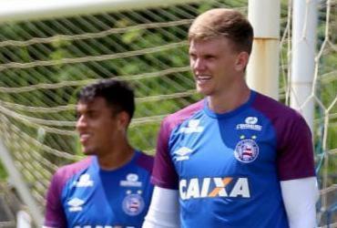 Bahia já treina de olho no Brasileirão; goleiro é integrado | Divulgação | E. C. Bahia