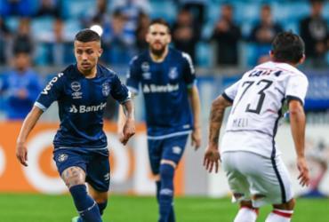 Apático, Vitória é dominado e goleado pelo Grêmio | Divulgação | Grêmio