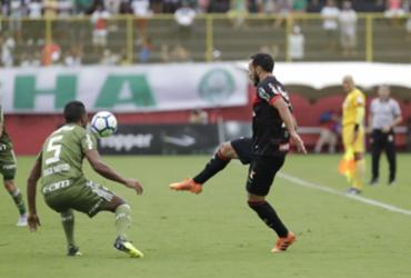 Veja imagens de Vitórias x Palmeiras pelo Brasileirão |