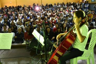 Projeto Escolas Culturais é implantado em colégio de Vitória da Conquista