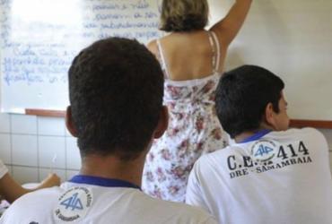 Maioria no ensino médio não aprende o básico de português e matemática | Arquivo | Agência Brasil