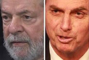Ibope/Estadão/TV Globo: Lula lidera com 37%; Bolsonaro aparece em seguida com 18% | Reprodução l Uol