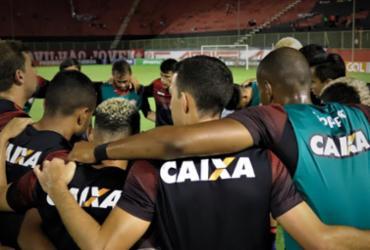 Com interino no comando, Vitória luta por reabilitação diante do Cruzeiro | Maurícia da Matta | Divulgação | Vitória