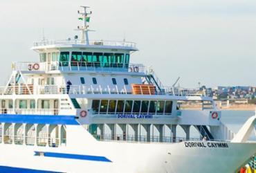 Ferryboat antecipa 250 vagas extras para feriado em setembro   Divulgação