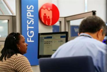 Caixa tenta impulsionar consignado com garantia do FGTS - Reprodução