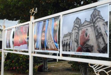 Forte Santa Maria abriga mostra com fotos de Salvador publicadas no Instagram | Jefferson Peixoto | Secom