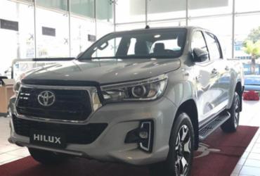 Hilux 2019 chega reestilizada e mais equipada   Lhays Feliciano   Ag. A TARDE