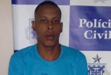Barbeiro é detido após incendiar casa de ex-companheira em Valéria | Divulgação | SSP-BA