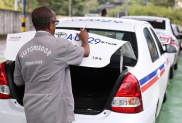 Inspeção em mais de 7 mil táxis de Salvador começa nesta segunda   Raul Spinassé   Ag. A TARDE