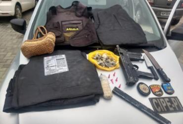 Integrante de quadrilha é morto em confronto com a polícia em Itaparica   Divulgação   SSP-BA