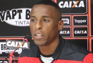 Lateral faz campanha por efetivação de técnico interino no Vitória | Maurícia da Matta | Divulgação | E.C. Vitória