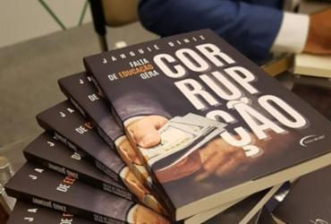 Livro 'Falta de Educação gera Corrupção' será lançado nesta quarta  