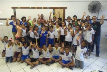 Projeto Piloto ensina Libras a alunos e familiares em Sauipe