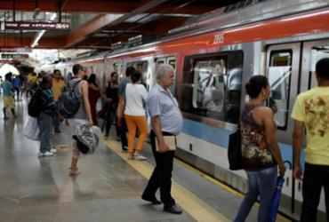 CCR vai a Nova Iorque mostrar o que é que o metrô do baiano tem | Raul Spinassé | Ag. A TARDE | 23.05.2018