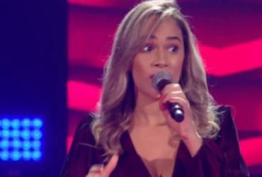 Ex-dupla de Ximbinha é reprovada por jurados do 'The Voice Brasil' | Reprodução l TV Globo