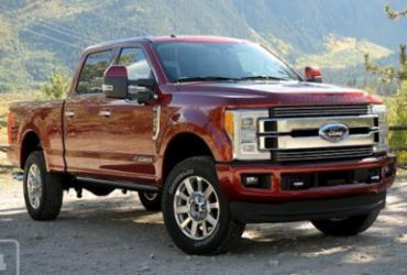 Os cinco veículos mais vendidos dos EUA   Divulgação
