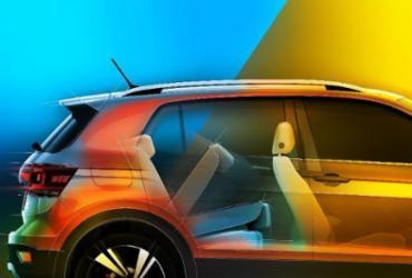 Volkswagen divulga novas informações sobre o T-Cross   Divulgação