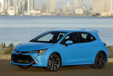 Qual será o futuro do Toyota Corolla esportivo?   Divulgação