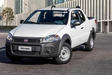 Fiat Strada ganha versão Freedom com cabine dupla   Divulgação