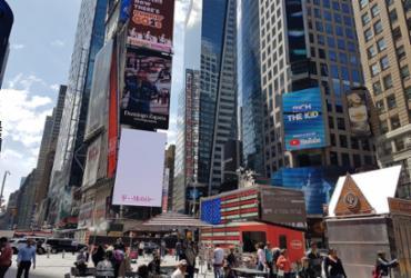 Visita a Nova York na primavera  