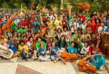 Orquestra Juvenil da Bahia se apresenta nesta quinta-feira no TCA   Divulgação