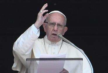 Papa condena 'atrocidades' de pedofilia nos EUA | Filippo Monteforte | AFP