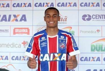 Bahia confirma contratação de lateral-esquerdo | Felipe Oliveira l EC Bahia