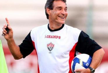 Paulo César Carpegiani é o novo técnico do Vitória | Reprodução