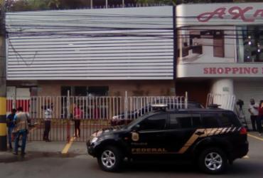 Operação da PF combate esquema criminoso em Salvador e no interior