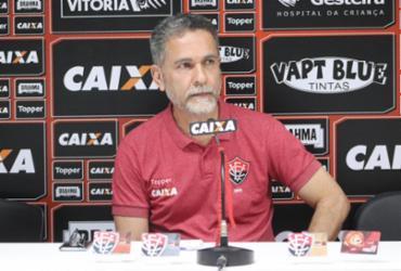 Presidente do Vitória quer anunciar novo técnico até domingo | Maurícia da Matta | Divulgação | E. C. Vitória