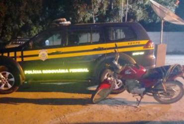 Moto roubada em Salvador há 12 anos é recuperada em interior da Bahia