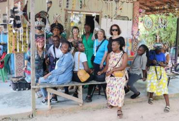 Reserva indígena e quilombo de Lauro de Freitas recebem o projeto Intercambiando Saberes