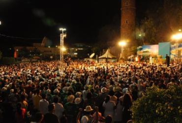 Romaria leva 550 mil pessoas a Bom Jesus da Lapa