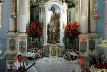 Devotos celebram dia de São Roque com homenagens nesta quinta   Adilton Venegereols   Ag. A TARDE