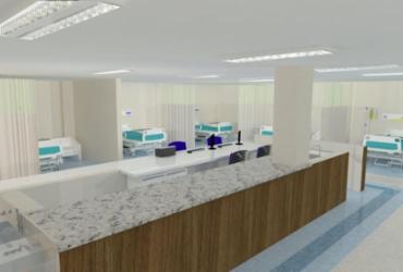 Hospital de Alagoinhas vai receber dez novos leitos de UTI e nova emergência
