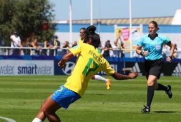 Seleção feminina sub-20 desperdiça pênalti no fim e perde na estreia do Mundial | Divulgação | CBF