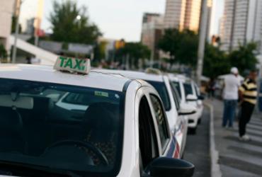 Táxis começam a ser vistoriados a partir de segunda-feira   Joá Souza   Ag. A TARDE
