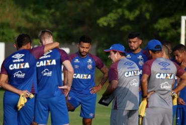 Bahia volta ao batente e foca na decisão da Copa do Brasil | Felipe Oliveira l Divulgação l EC Bahia