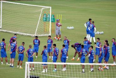 Enderson ajusta time do Bahia para duelo decisivo; Zé Rafael é poupado | Felipe Oliveira l EC Bahia
