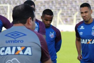 Em vantagem, Bahia encara o Cerro por vaga na 3ª fase da Sul-Americana | Reprodução l Twiiter l |@ecbahia