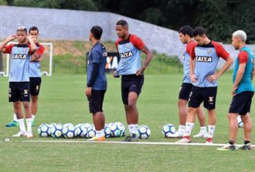 Ainda com técnico interino, Vitória volta aos treinos na Toca | Maurícia da Matta l EC Vitória