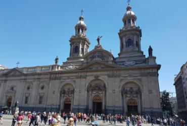 Santiago, tradição e modernidade do próspero Chile   Divulgação